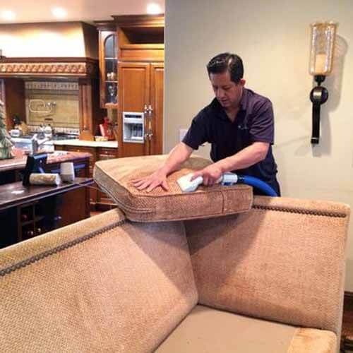 Fine Fabric Upholstery Cleaning